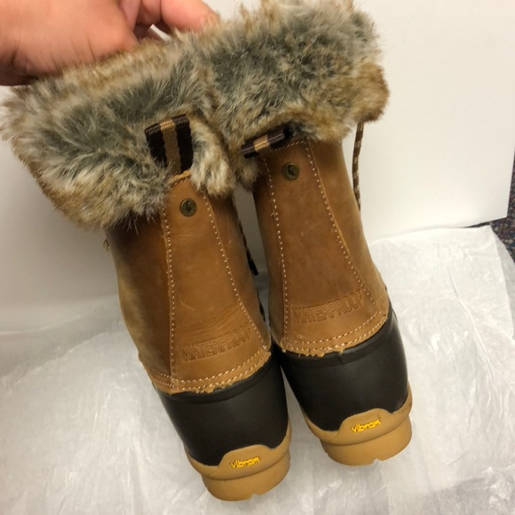12613947ff8 SALE Sporto Agnes Cold Weather Duck Boots
